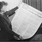 Eleanor Roosevelt Declaració dels Drets Humans